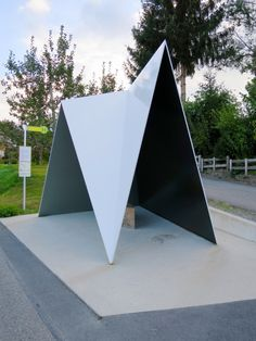 The bus stops of Krumbach