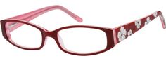 Fashion Acetate Full-Rim Frame with Spring Hinge #ZenniFashionChallenge