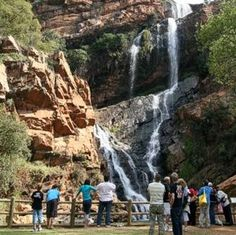 Things the locals do in Johannesburg: Walter Sisulu Botanical Gardens - With a mile high (okay not quite, but close) beautiful waterfall and a resident pair of breeding Black Eagles this is my favourite emergency bush breakaway. Not only is it a perfec Johannesburg City, Nashville Vacation, African Love, Beautiful Waterfalls, Adventure Is Out There, After Dark, Countries Of The World, Botanical Gardens, The Locals