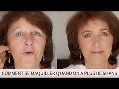 Quel maquillage pour les femmes de 50 ans et plus ? + 3 choses à éviterColashood2 - YouTube Contour Makeup, Contouring, Look Plus, Hair Beauty, Youtube, Fitness, Hairstyles, Contouring Makeup