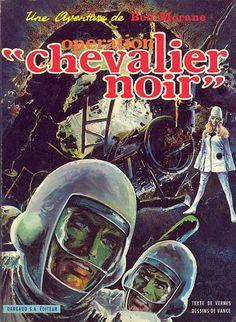 Bob Morane Operation: Chevalier Noir