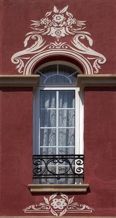 ventana de Badalona Barcelonès Catalonia