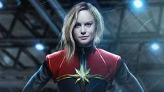 Avengers Infinity War: Captain Marvel star Brie Larson FINALLY addresses end credits scene . Full story on our website. Marvel Comics, Films Marvel, Marvel Villains, Marvel Dc, Marvel Logo, Nick Fury, Brie Larson, Captain Marvel Powers, Captain Marvel Trailer