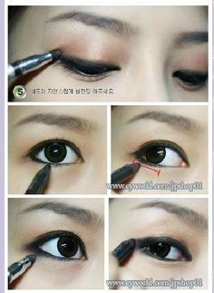 104 best asian makeup images  asian makeup eye makeup
