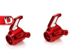 Aluminum Front Spindle Set For The LST2, XXL/E