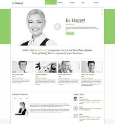 Top 5 WordPress Themes for Financial Services. #top #wordpress #themes #for #financial #services