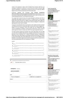 Liguria Business Journal 10 ottobre (pag 2 di 2)