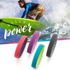 Vores ENERGETIX sportEX-armbånd kombinerer sport og elegance på en unik måde. Lækkert design i flotte farver, med 3 kraftige magneter - til dig der er aktiv