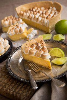 Key lime pie on kotoisin Floridasta. Se on perinteinen amerikkalainen makea piiras.