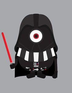 Minion as Darth Vader | Trust Me, I'm A Superhero