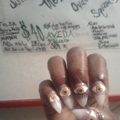 I see you nails design by Ebony