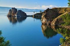 Explore Lake Baikal, Russia (UNESCO site) - Bucket List Dream from TripBucket