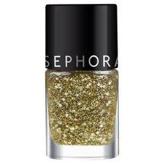 """Nail designer - Top coat à effet """"Gold Fever"""" de Sephora sur Sephora.fr Parfumerie en ligne"""