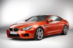 '13 BMW M6 Coupe