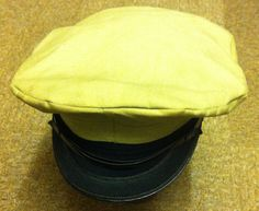 28/LXI Militaria UK – Headdress – Post 1902 British Army / Royal Navy Khaki Cotton Forage Cap Cover.
