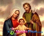 Download holy family 27 from Mobile Wallpapers. Abstract, Art, family, hole, people %Êtegory_description%%
