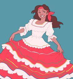 Colombia Cartoon Girl Drawing, Girl Cartoon, Cartoon Drawings, Cartoon Art, Cute Drawings, Girls Characters, Manga Characters, Fantasy Characters, Character Inspiration