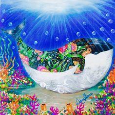A Orca Encantada por Diana Moraes (Livro: Oceano Perdido/Lost Ocean by J...