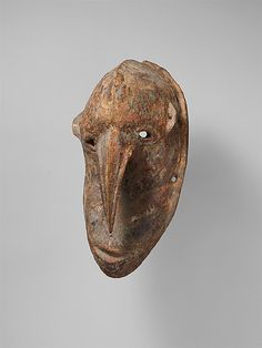 Papua New Guinea, Lower Sepik River, Mask (Wale or Ware)
