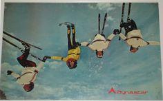 on Dynastars, of course. Ski Usa, Vintage Ski Posters, Ski Equipment, Ski Vacation, Ski Season, Alpine Skiing, Crested Butte, The Good Old Days, Park City