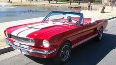1966 Mustang Convertible                                                                                                                                                                                 More
