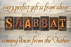 shabbat gift - Shabbat Shalom!