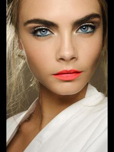 how to wear turquoise eyeliner - Google Search
