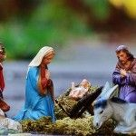 A Wayne in a Manger and Other Christmas Weirdness