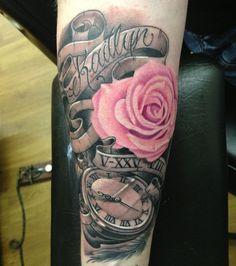 MORE TATTOO IDEAS Tattoo by Lauren Winzer Minnie and Mickey tattoos Strange animal's tattoos Amazing horses tattoos Biker tattoo Tattooss...