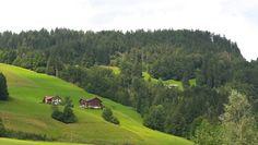In de omgeving van Oberstdorf
