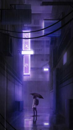 Rain In Valley - IPhone Wallpapers