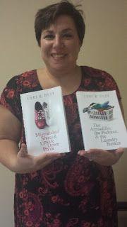 H. L. Burke, Author: Random Interview Saturday! Lori B. Duff Random questions: hilarious answers. Www.loriduffwrites.com