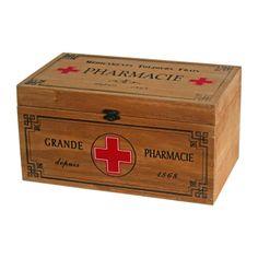 Botiquín de primeros auxilios Pharmacie de Country Accents | ACHICA