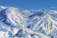 Feldberg Wintersportzentrum Trail Map Skiing @ Black Forest