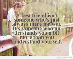 Quote about best friend Image for girls