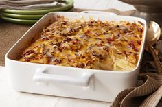 Crowd-Pleasing Scalloped Potatoes recipe