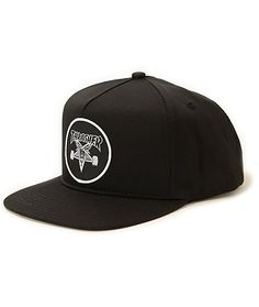 8c60c0def97 Add an iconic style to your hat game with a Thrasher Skategoat logo patch  at the