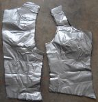 Making a duck tape corset