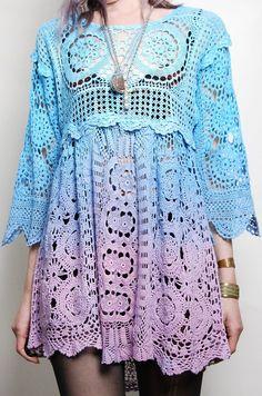 crochet dress   Tumblr