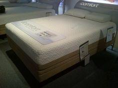 SEE IT, SNAP IT, POST IT Facebook contest entry: Serta iComfort Sleep System