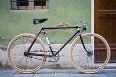 MADPAC: Chiossi Cycles – Klassiek Italiaans design