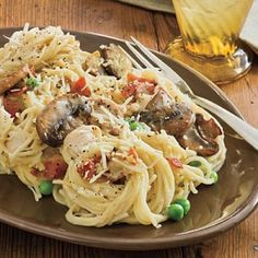 Chicken Marsala Tetrazzini - South Louisiana Recipes