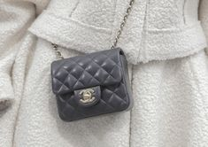 CHANEL Mini Classic Flap Bag from the Fall Winter 2014 Collection