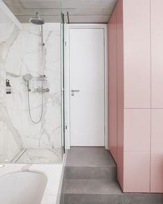 """130 gilla-markeringar, 6 kommentarer - Badrumsdrömmar (@badrumsdrommar) på Instagram: """"NYTT PÅ BLOGGEN: Färg i badrum kan ser olika ut – vanligast när man säger """"färg"""" så blir de flera…"""""""