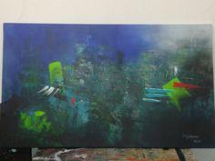 wunderschönes abstraktes bild++very nice Painting, Art, Abstract Pictures, Kites, Nice Asses, Art Background, Painting Art, Paintings, Kunst