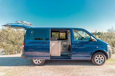 Opel Vivaro – Van Dream Madrid Volkswagen Transporter, Vw T5, Transporter T5, Vw Camper, Build A Camper Van, Ford Transit, General Motors, Land Rover Defender, Surf Van