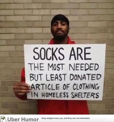 As are toiletries! Remember this next time you donate stuff to the homeless shel. As are toiletries! Remember this next time you donate stuff to the homeless shelter! Homeless Bags, Homeless Care Package, Homeless Shelters, Homeless People, Homeless Donation, Donation Boxes, We Are The World, In This World, Helping Others