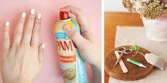 Mejora tu manicure en casa con estos 15 asombrosos trucos