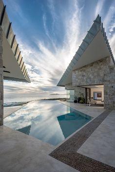 Casa Los Cabos, Bassa California del Sud, 2011 - DVA - DIEGO VILLASEÑOR ARQUITECTO Y ASOCIADOS