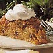Pumpkin Bread Pudding recipe from Betty Crocker